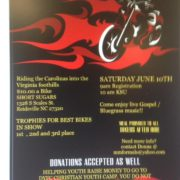 Youth Camp Fundraiser